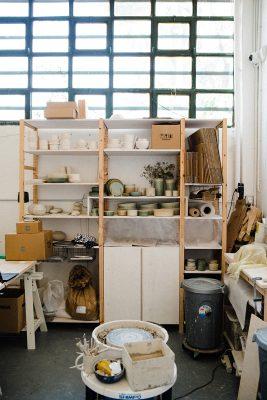 Milan Ceramic Workshop Artist Studio Photography